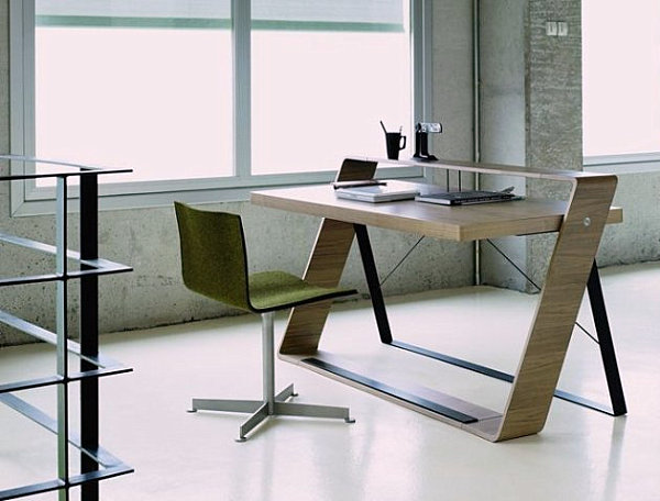 Unique View in gallery modern desks for home