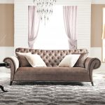 Velvet sofa- Using velvet sofa can be best choice