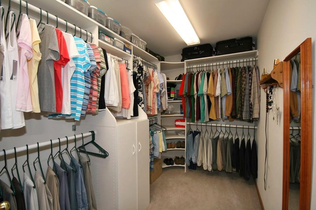 Amazing Image of: Walk In Closet Organizers Do It Yourself walk in closet organizers do it yourself