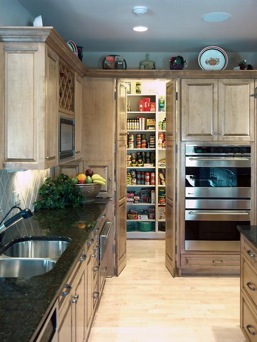 Modern Walk-in Pantry Photos walk in pantries for kitchen