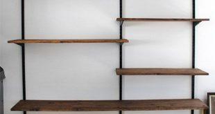 Cute 51 DIY Bookshelf Plans u0026 Ideas to Organize Your Precious Books wall mounted shelving units