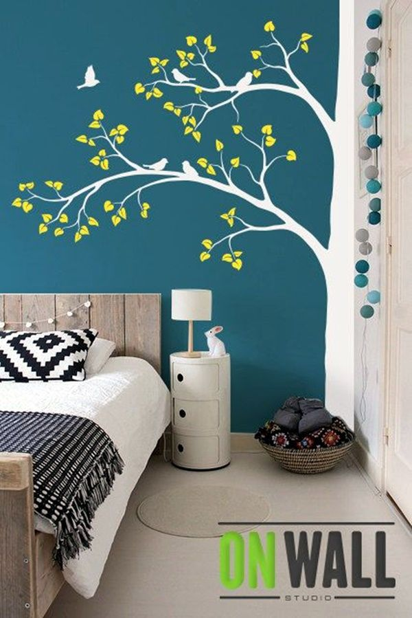 How to get new bedroom painting ideas?