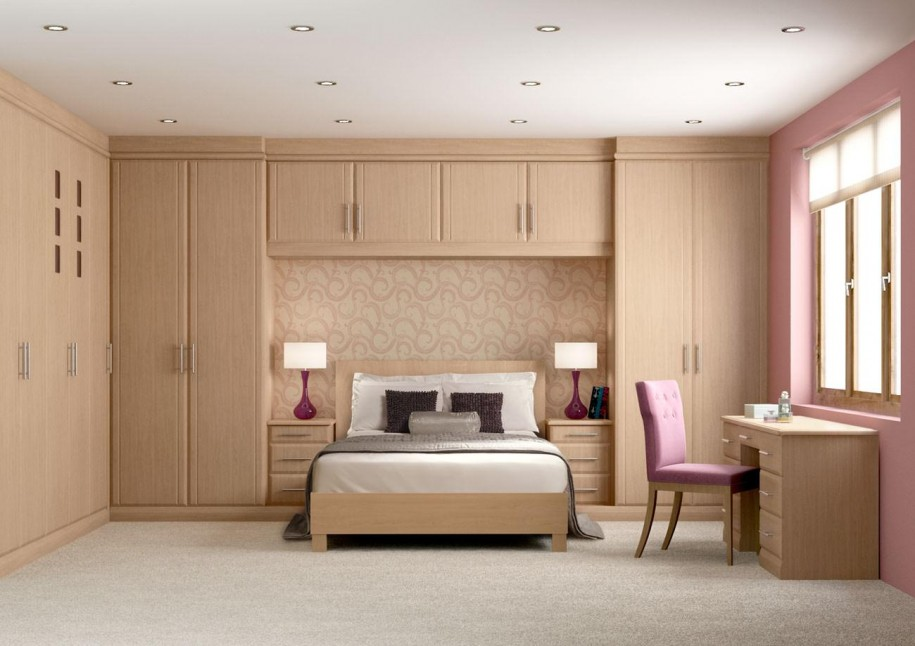 Image result for inbuilt bedroom cabinets images