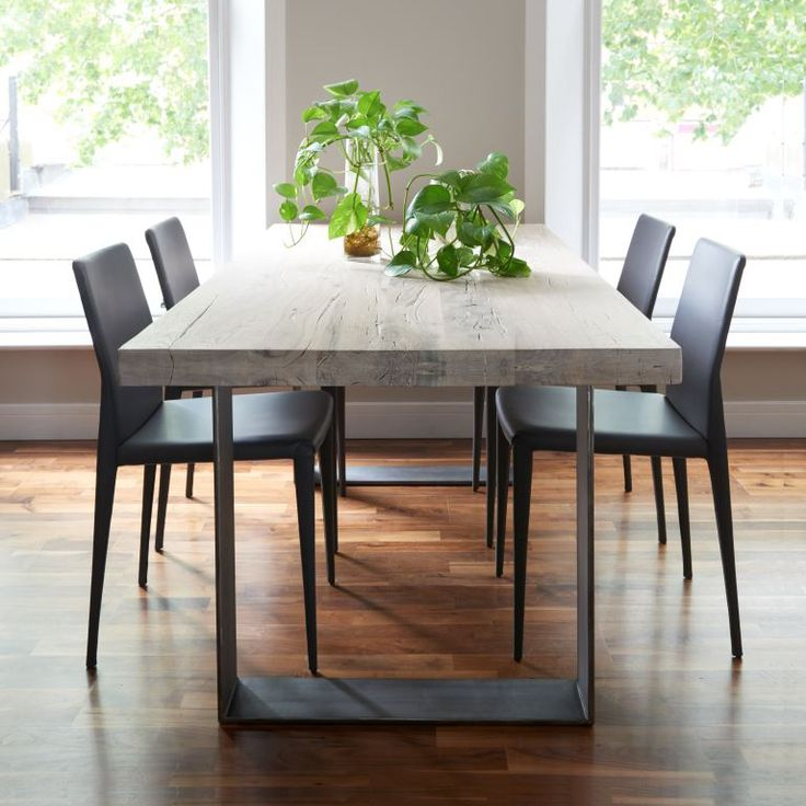 plank dining room table comfy wood dining table and chairs darbylanefurniture 3351
