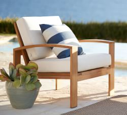 Contemporary ... Wood Outdoor Chairs ... wooden outdoor furniture