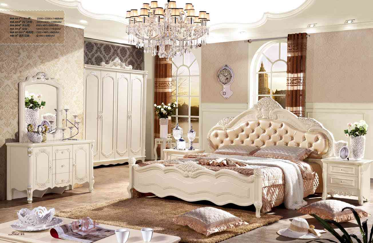 ... cool richmond cream bedroom furniture ... IUSHSWE
