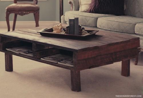 12 cool diy rustic furniture pieces UYYNSNK