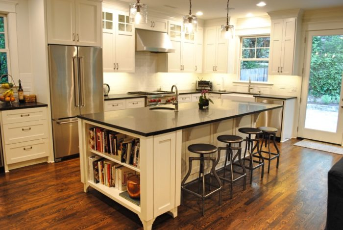 13 ways to make a kitchen island better WPJGTYK