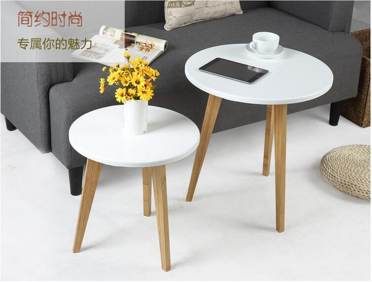 Small Side Table Gives a High Polished Look to Your Room