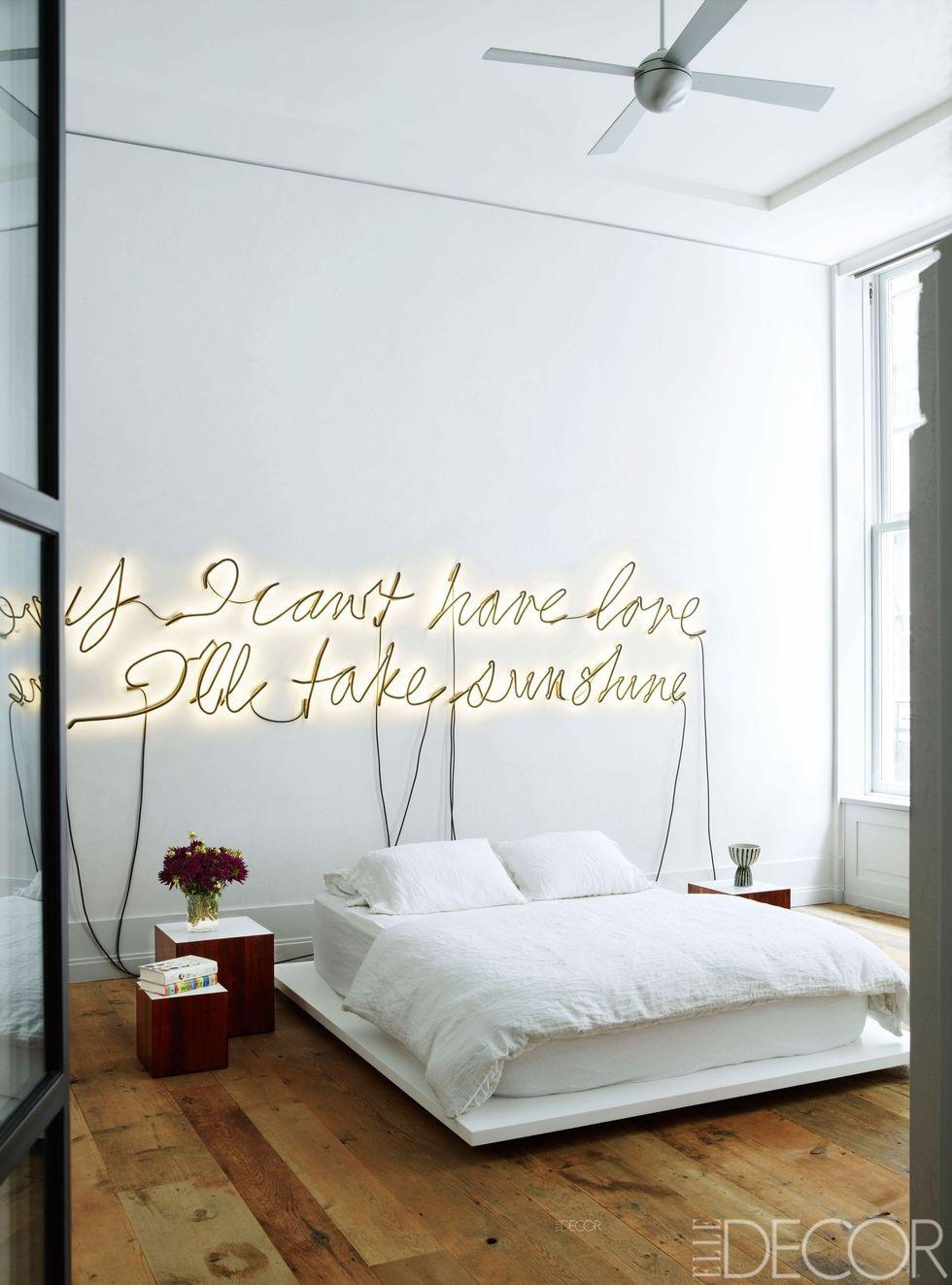 35 bedroom lighting ideas - best lights for bedrooms SQHIQFK