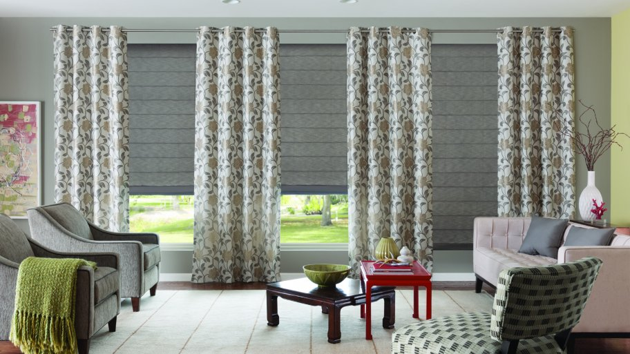 5 window treatment ideas for tall windows NSAXESJ