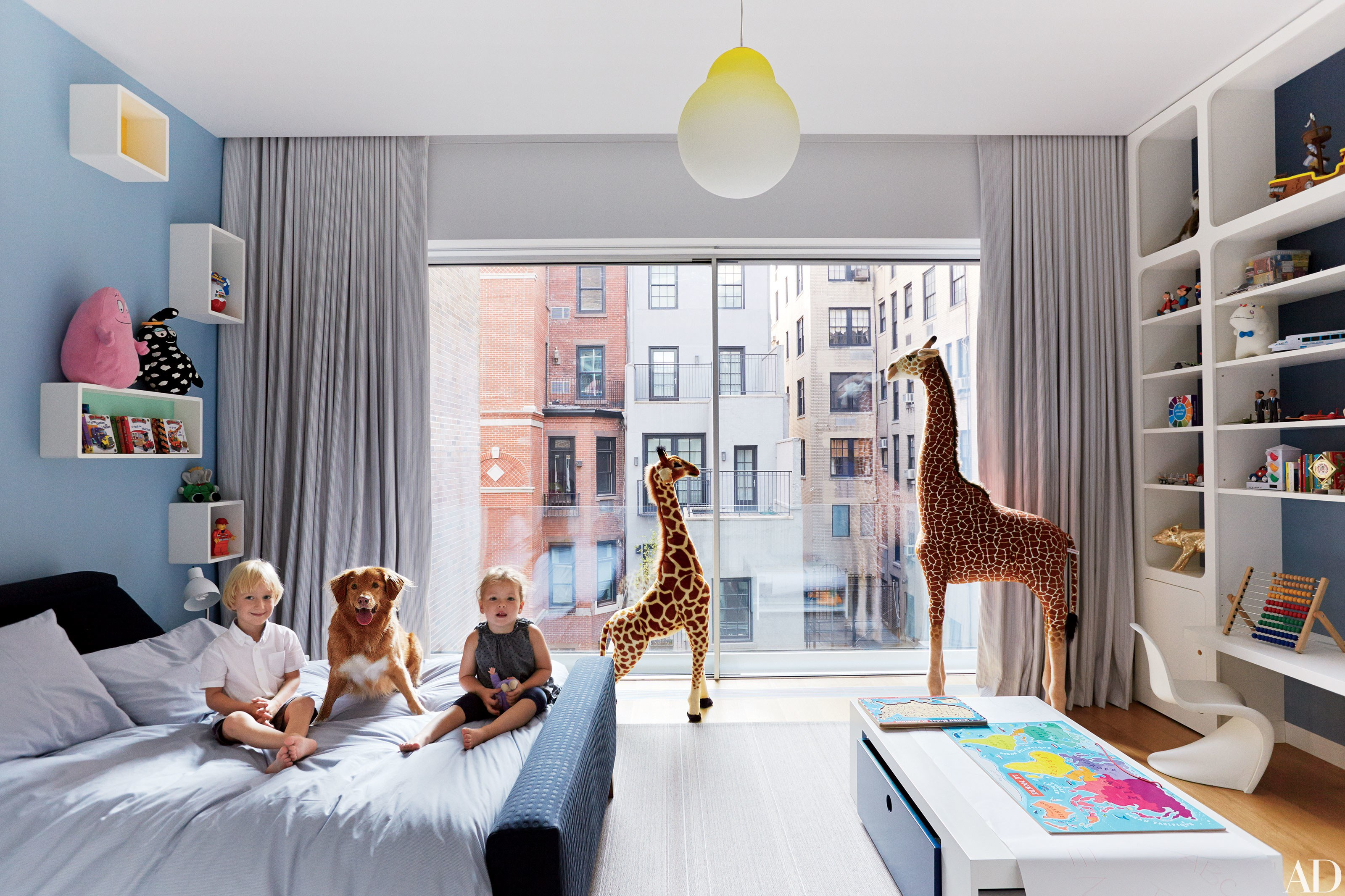 54 stylish kids bedroom u0026 nursery ideas photos | architectural digest OMYNNZG