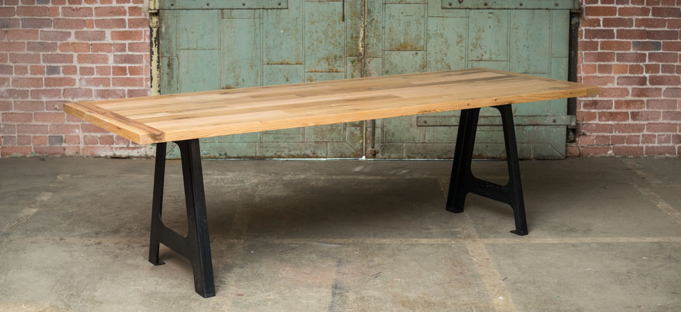 a frame oak table ZIPJCVH