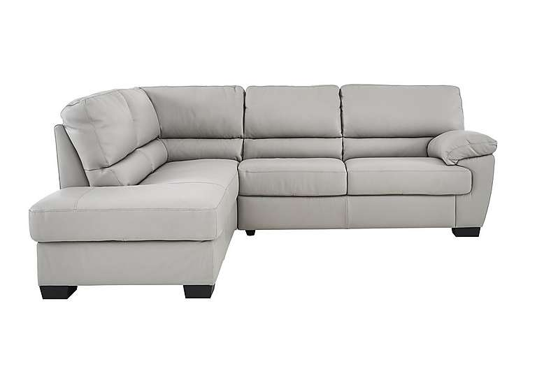alvera leather corner sofa ZBDNRSS