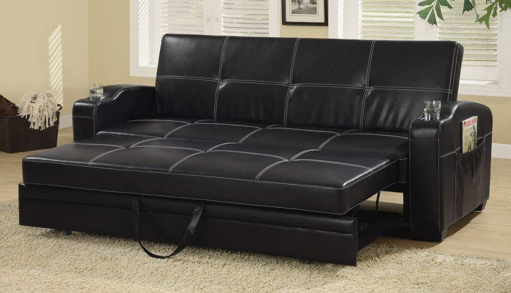 Leather Sofa Bed – An Elegant Extra Bed at home