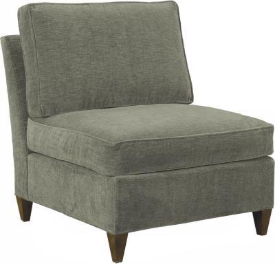 armless chairs leigh armless chair XLVJMVQ
