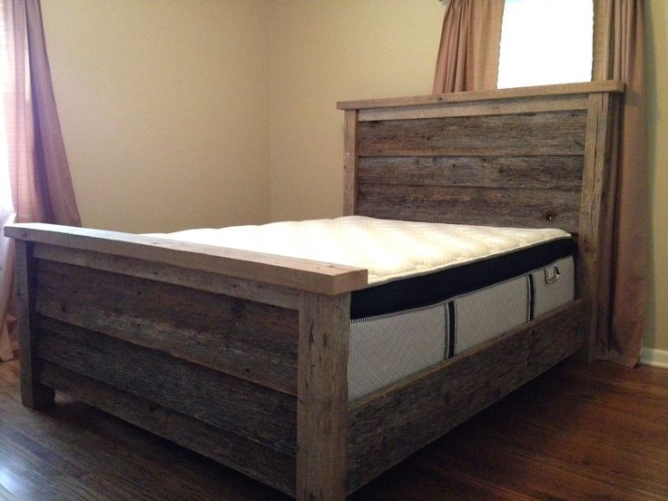 awesome queen bed frame with wooden frame QPQSXDG