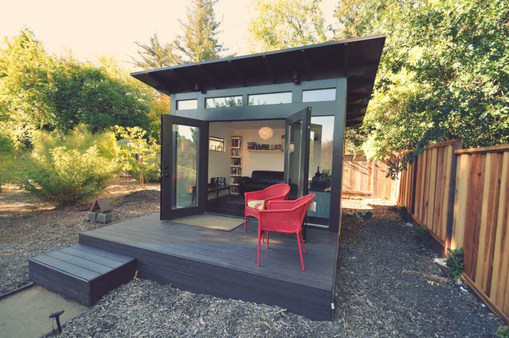 backyard sheds prefab backyard rooms, studios, storage u0026 home office sheds | studio WTLFOBX