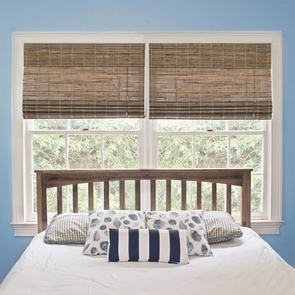 Bamboo Shades for Windows to filter Light