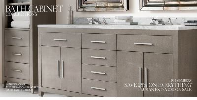bath cabinets bath storage collections SFOMFVY
