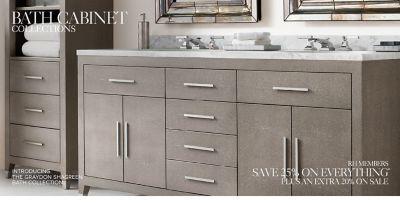 bath cabinets bath storage collections SFOMFVY