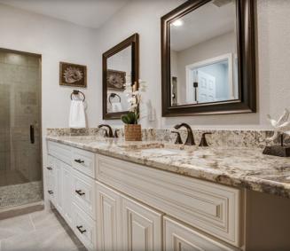 bath cabinets bristol antique white bathroom cabinets TWPQJGU
