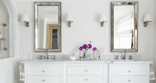 bathroom decorating ideas lisa romerein UDCMEFT