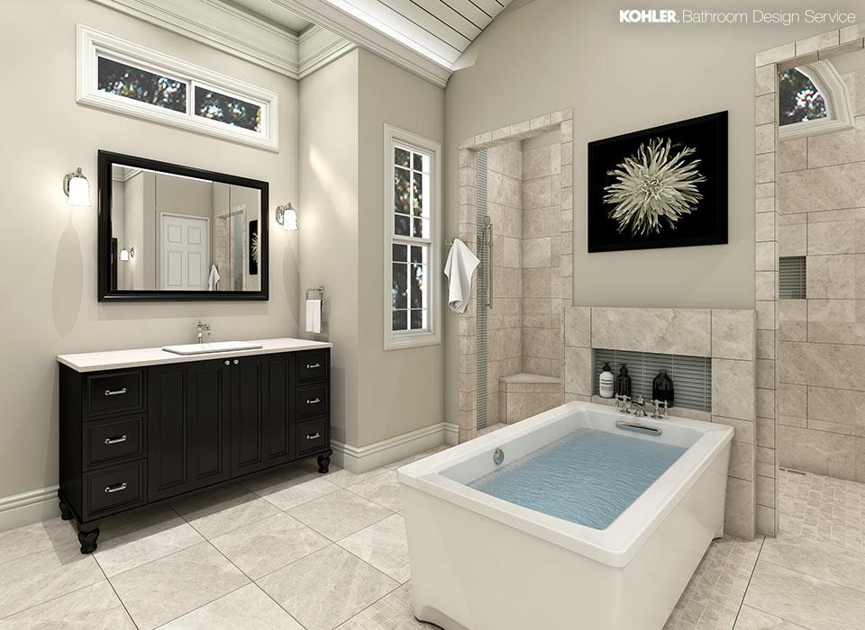bathroom designs best bathroom design service kohler bathroom design service personalized bathroom QMSZIZU