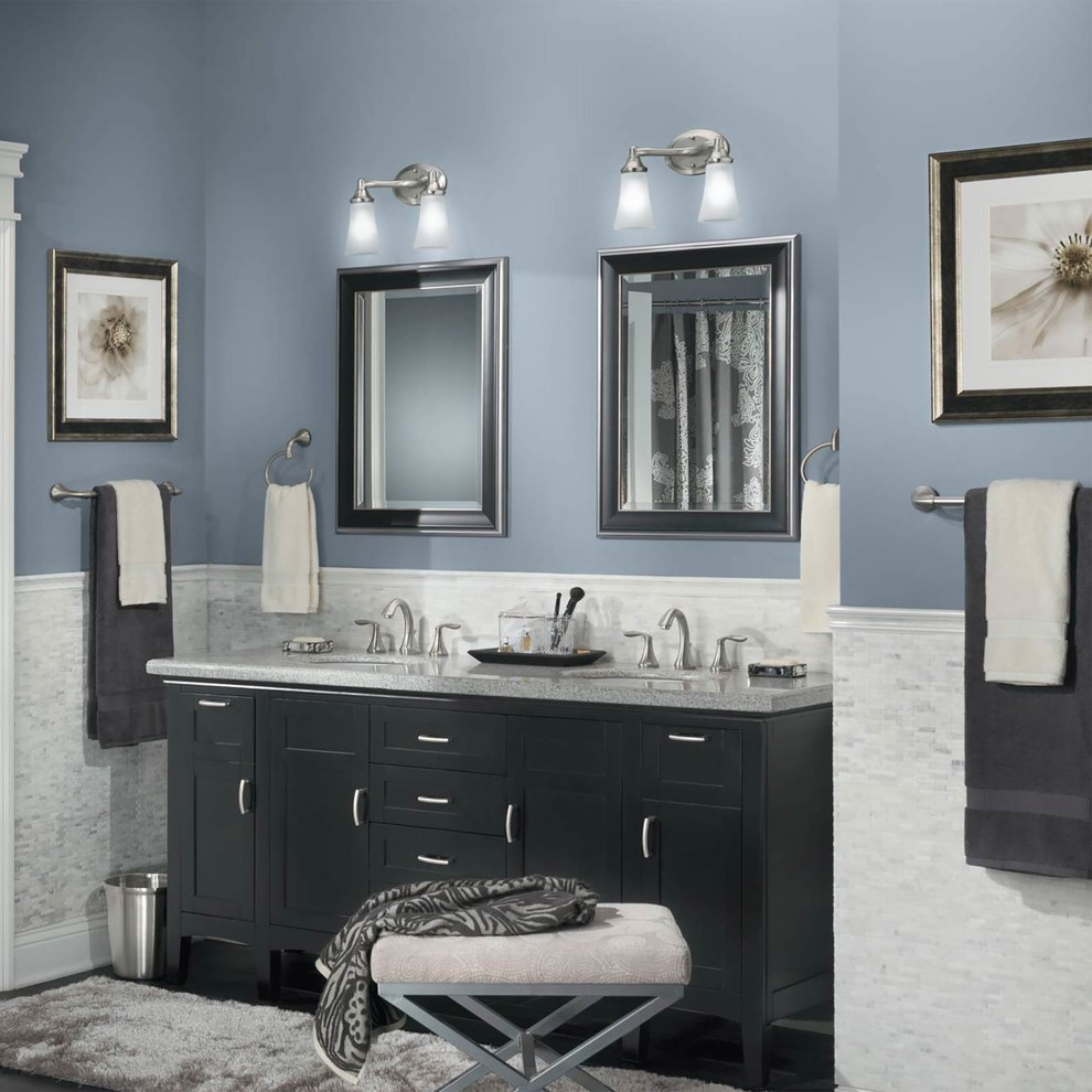 bathroom paint ideas bathroom paint colors that always look fresh and clean WAYBQGE
