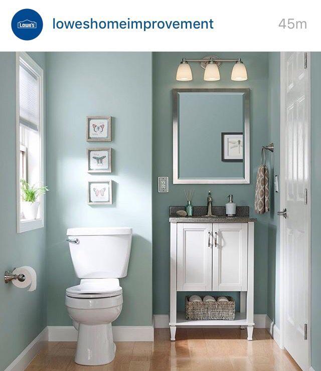 bathroom paint ideas sherwin williams worn turquoise | bathroom vanities | pinterest | UGSQADV