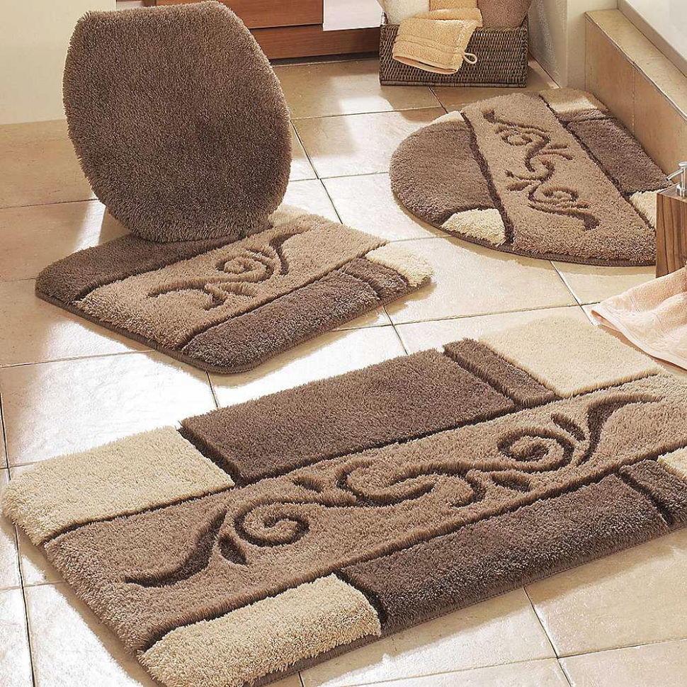 How to choose bathroom rug sets that will look perfect for your bathroom?