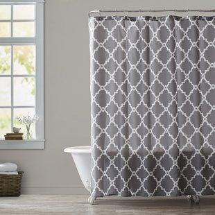 bathroom shower curtains save ZMFNNGK