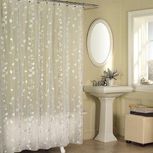 bathroom shower curtains temples ivy shower curtain KJTVEZC