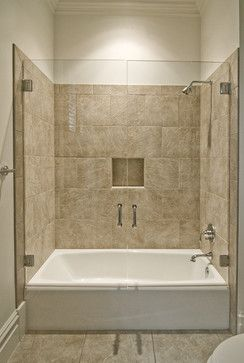 bathroom shower ıdeas tub shower combo design ideas, pictures, remodel, and decor - page BNDIHFD