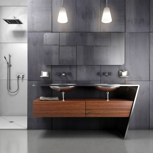 bathroom vanity designs sette double vanity by componendo. double bathroom vanity GRBWKDR