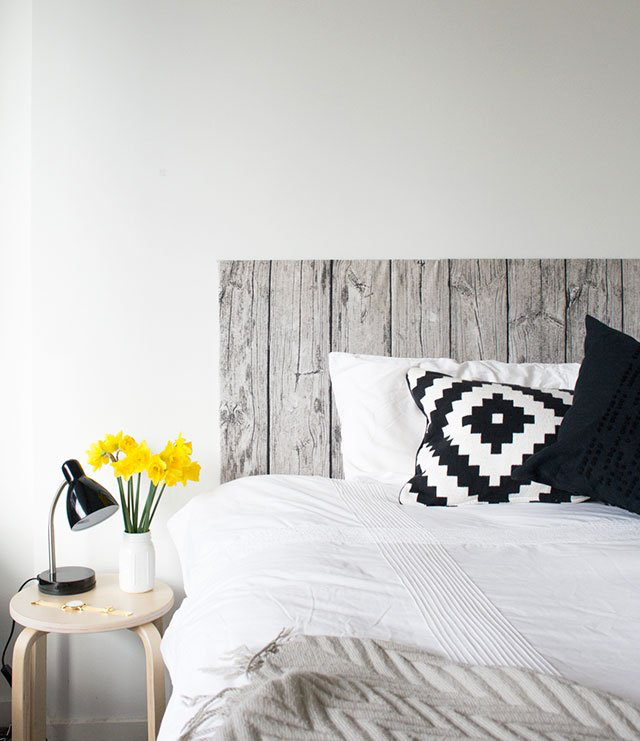 bed headboards ideas (image credit: craft hunter) HRQRQCH
