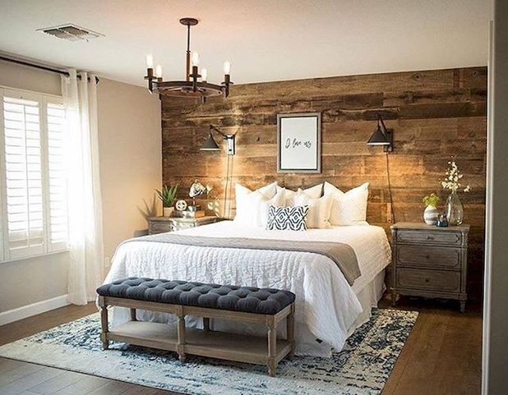 bedroom decorating ideas rustic 13 BRIKAYA
