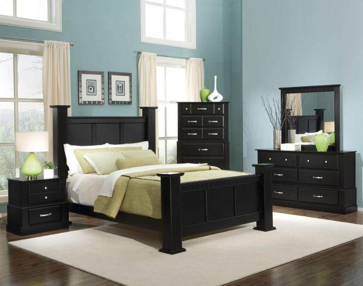 bedroom ideas with black furniture impressive black bedroom furniture sets OISLZQU