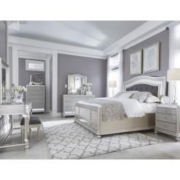 bedroom sets coralayne silver bedroom set POPTKTJ