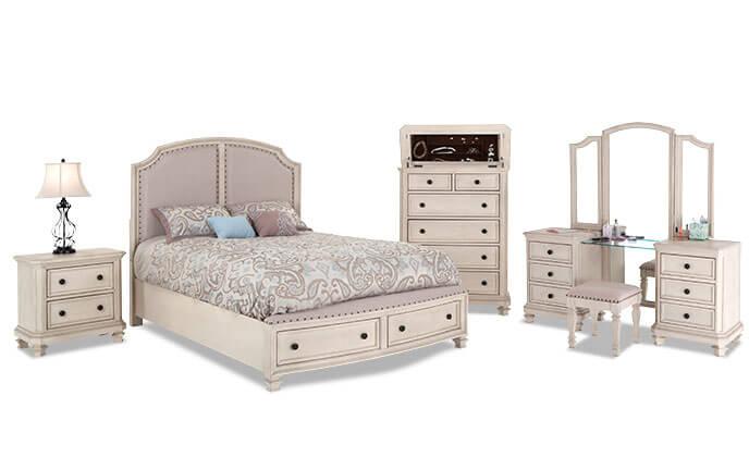 bedroom sets euro cottage bedroom set WHAYJIQ