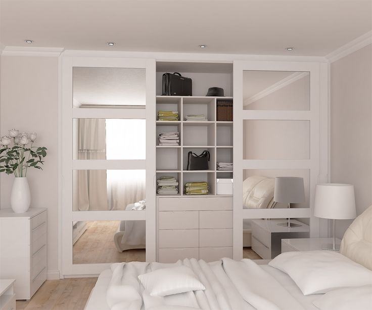 bedroom wardrobes ideas fully fitted wardrobes range with mirrored doors in spray painted frames YKEIWLO