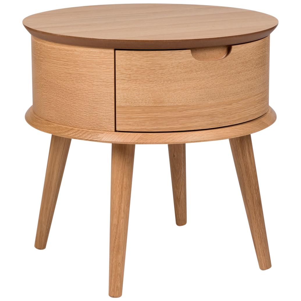 bedside tables sku #tpwt2533 olsen oak scandinavian style curved 1 drawer bedside table NNSIRLW