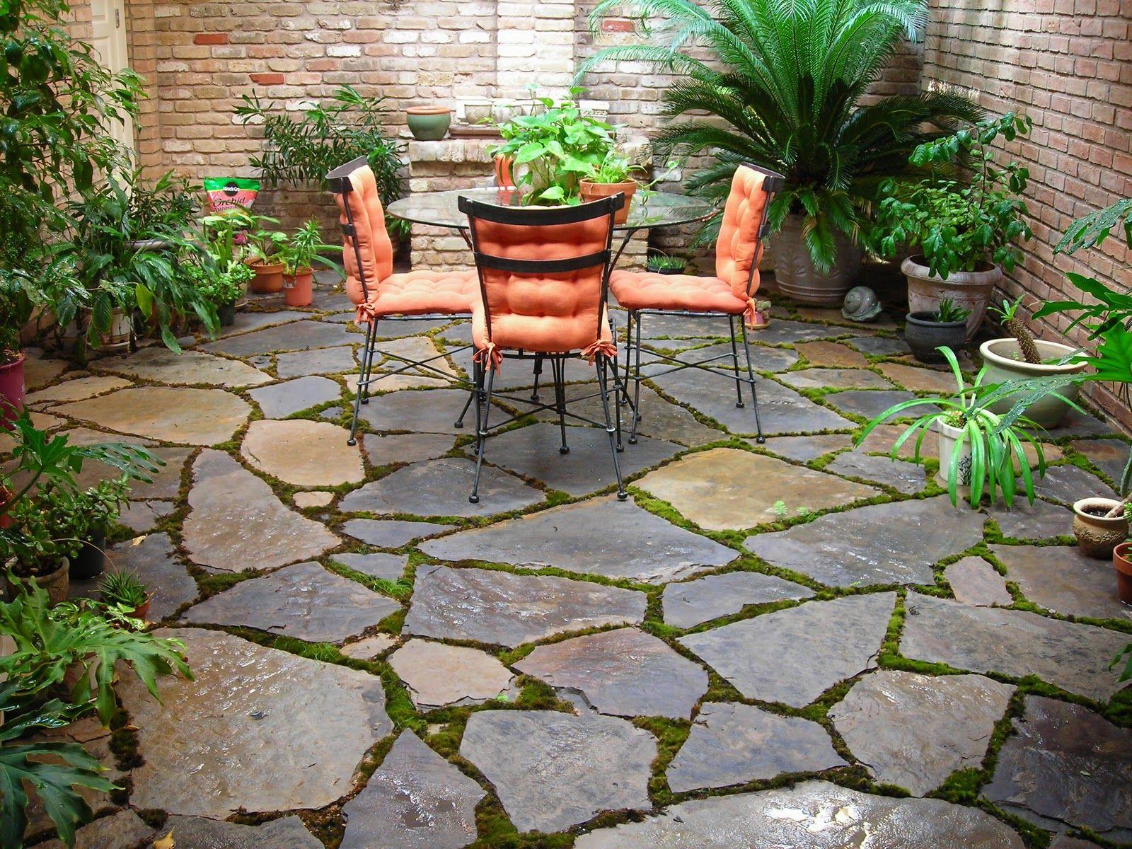 best stone patio ideas for your backyard letu0027s face it, a KKTDIFI