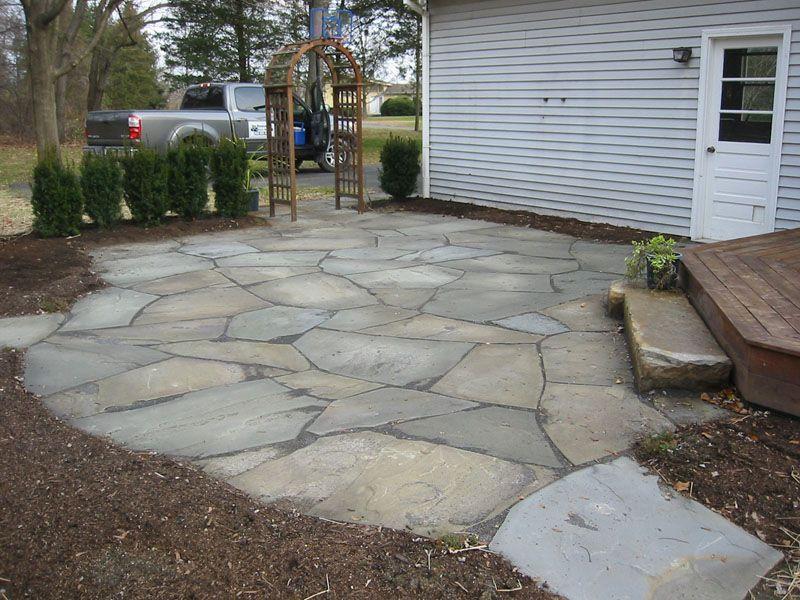 best stone patio ideas for your backyard letu0027s face it, a YVDRFZR
