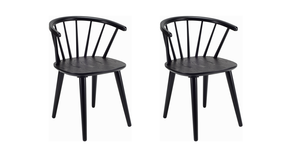 black dining chairs deauville-black-dining-chairs.png YUXHMRB