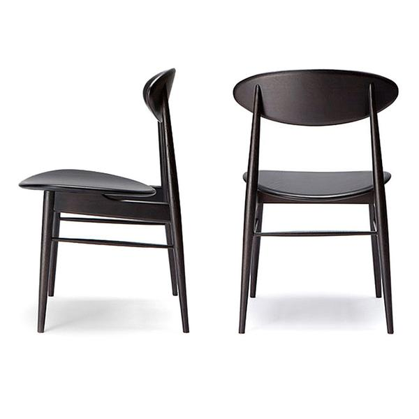 black dining chairs lotus : dining chair FHZTKBX