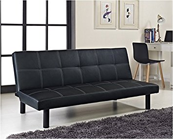 black leather sofa bed https://images-na.ssl-images- ONNAWBY