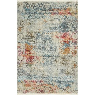 blue area rugs lonerock cream/blue area rug BJYTMFI