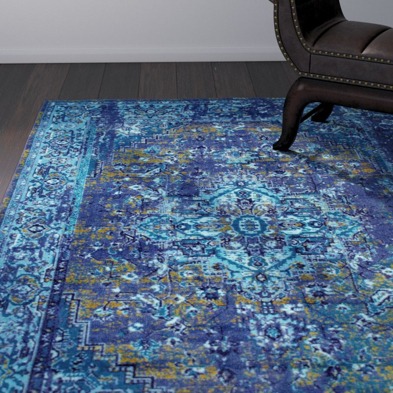 blue area rugs tyrese blue area rug GOOYXOW
