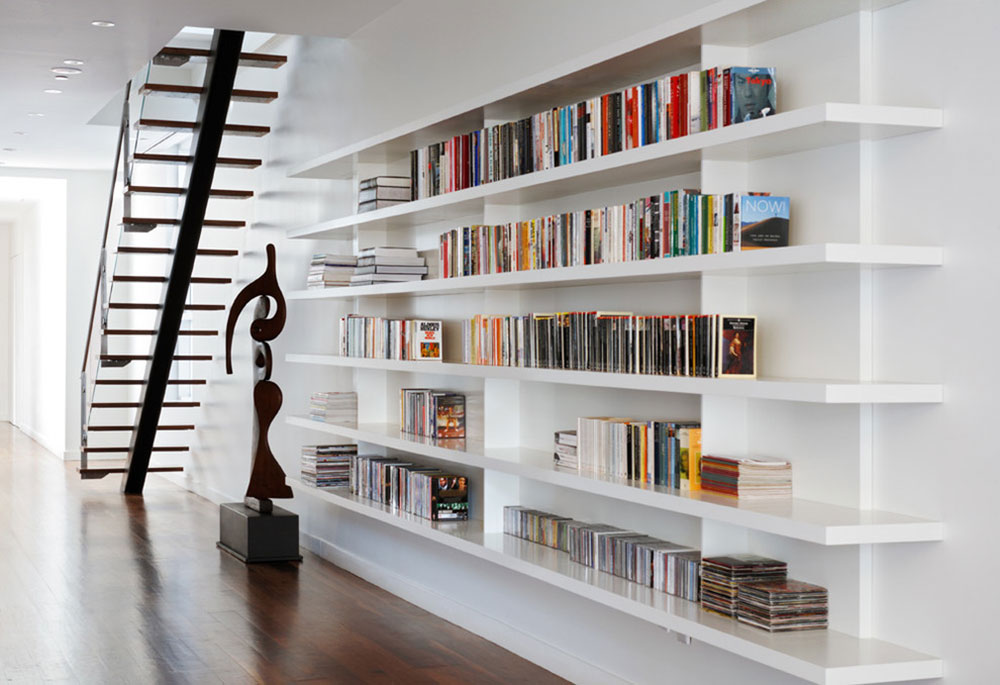 bookshelf design great-bookshelf-decorating-ideas-for-tidy-homes13 unique bookshelves designs TDBFUMW